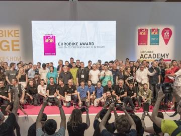 Eurobike Announce Gold & Green Awards