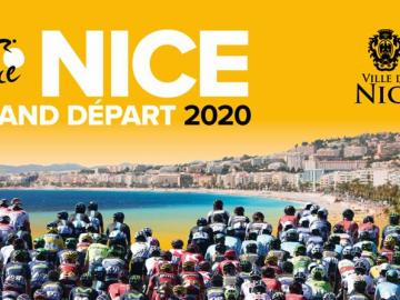 TOUR DE FRANCE 2020: GRAND DÉPART IN NICE