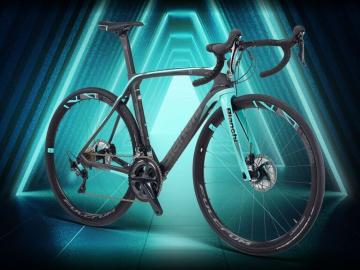 Bianchi Introduces The New Oltre XR3 Disc