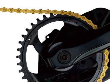 KMC E-Bike Chains Offer Greater Pin Strength