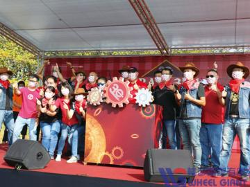 SRAM Taiwan Celebrates 30th Anniversary