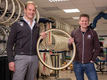 Vittoria Group Buys Dutch Tyre Brand A. Dugast