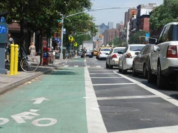 Calls for Safer City Cycling