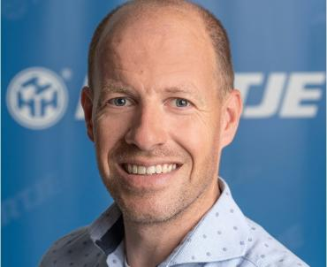 Hartje Hires Coen Bosch as Export Sales Manager