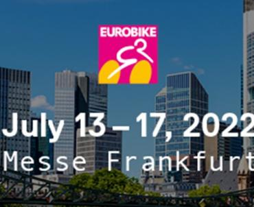 Eurobike Announces New Partnership and Relocation to Frankfurt