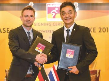 Eurobike to Start ASEANBIKE Show in Thailand