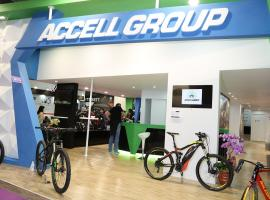 Accell Announce Turnover Increase and Profit Drop