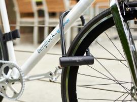 Hampton Introduce Biometric Bike Lock