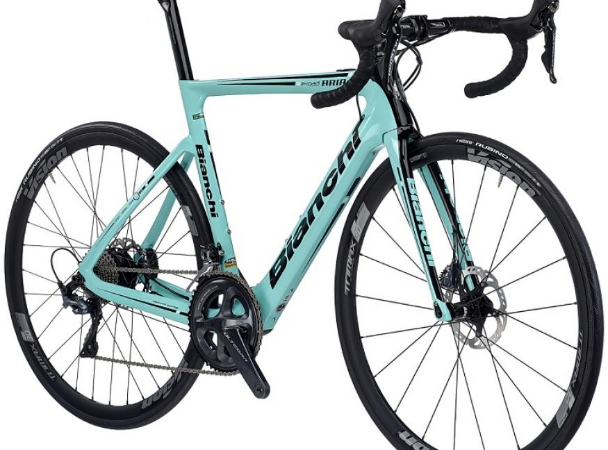 Bianchi Introduces New Aria E-Road
