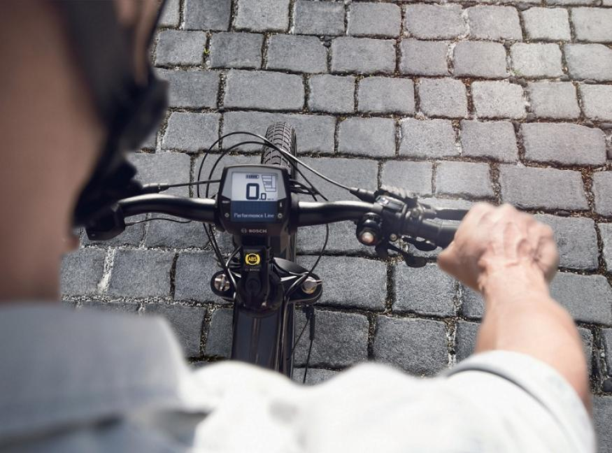Bosch Launch E-Bike ABS