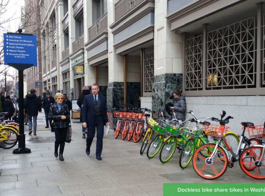 Study Shows 25% Increase In US Bike-Share Use
