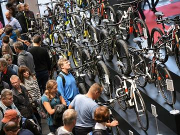 Eurobike Claims 2018 Show Sold Out