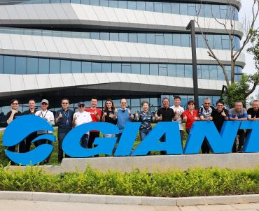 Giant Wins 5th place in 2020 Taiwan's International Brand Value