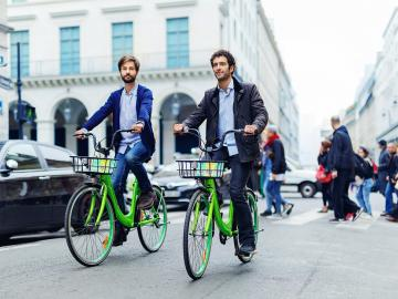 GoBee Quits Bike-Sharing in Belgium Cities