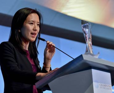 Mobike Receive UN's Champions of the Earth Award