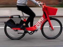 Uber to Buy E-Bike Sharing Startup