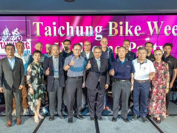 2019 Taichung Bike Week: Day 1