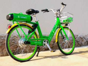 LimeBike Unveils E-Bikes for US Fleet