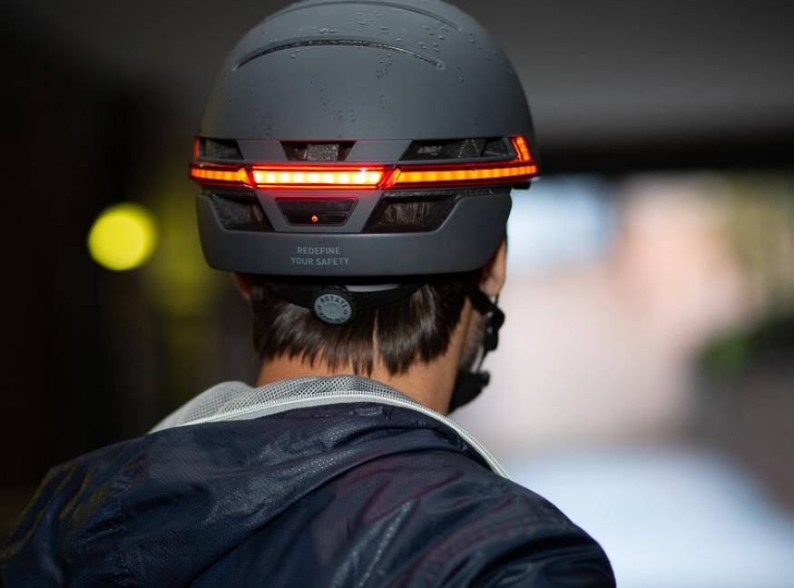 Livall Debuts New Smart-Helmet at CES