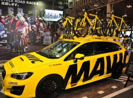 Mavic & Enve Sales Decrease