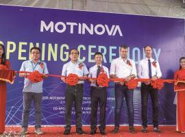 Motinova Inaugurates Vietnam Plant