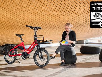 Tern and EFBE Prüftechnik Team Up for Cargo Bike Testing