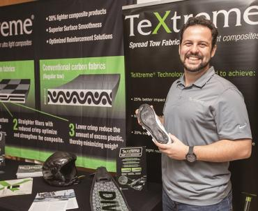 TeXtreme®: Bringing F1 to Bike Products