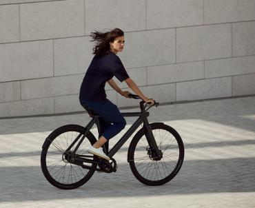 VanMoof Launch Anti-Theft E-Bike Range