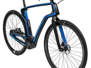 Arevo Reveal 3D Printed Bicycle