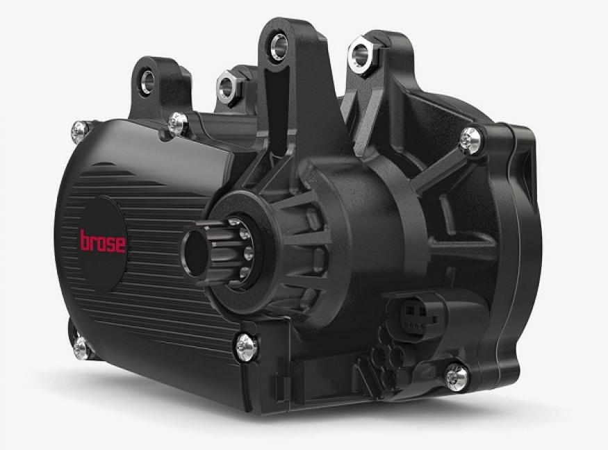 Brose Introduce Lightweight Drive