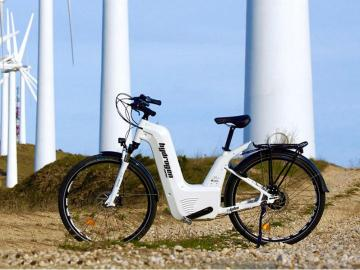 French Startup Launches Hydrogen-Powered E-Bikes
