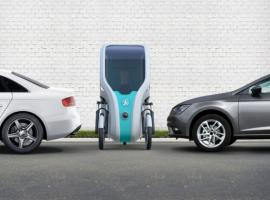 Wello Debut Solar-Powered E-Trike at CES